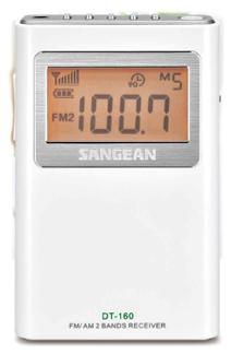 Sangean-DT-160