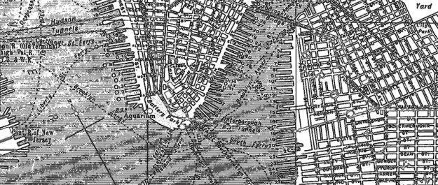 NYC-NewYork-Brooklyn-Map