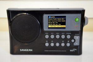 The Sangean WFR-28