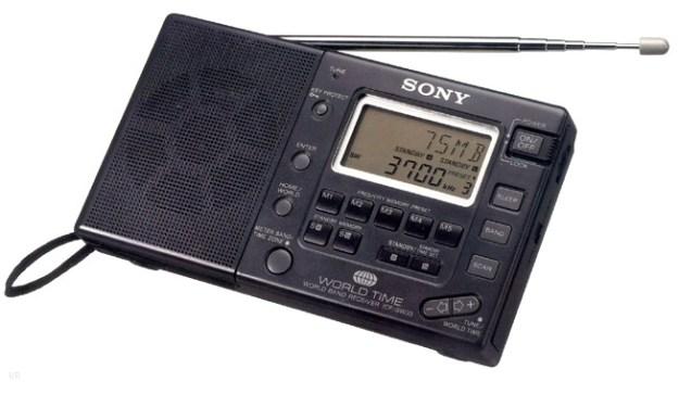 The real Sony ICF-SW33 (Image: Universal Radio)