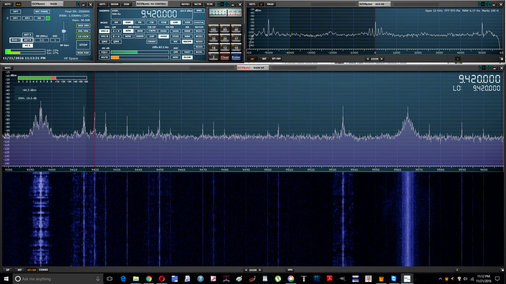 Review of the SDRplay RSP2 software defined radio | The