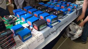 2017 Hamvention Inside Exhibits - 1 of 132 (103)
