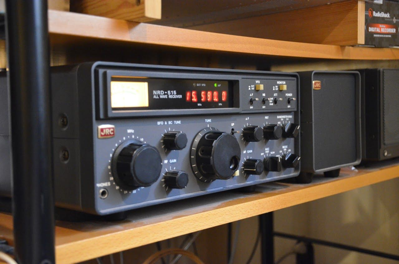 Kenwood R-1000 | The SWLing Post