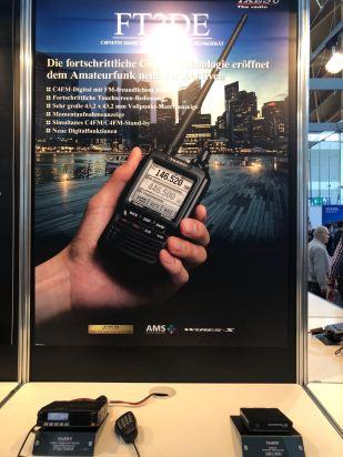 Ham Radio Friedrichshafen 2018 - 9 of 46