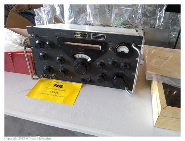 Collins R-388/URR receiver