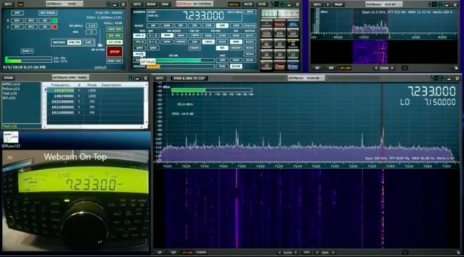 SDRplay Video: More Panadapter Tips & Tricks | The SWLing Post