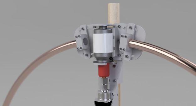 Magnetic Mag Loop Antenna Eric Sorensen