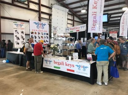 2019 Hamvention Inside Exhibits - 80 of 129