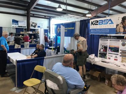 2019 Hamvention Inside Exhibits - 83 of 129