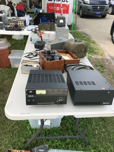 Hamvention 2019 Flea Market Photos - 101 of 103