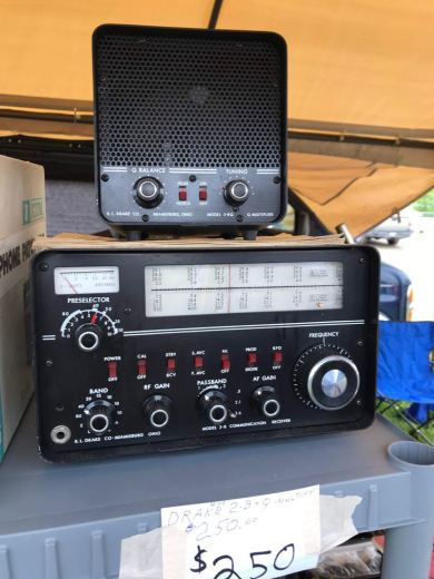 Hamvention 2019 Flea Market Photos - 52 of 103