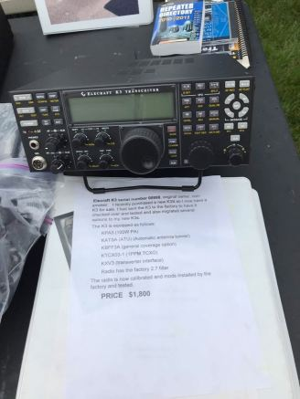 Hamvention 2019 Flea Market Photos - 82 of 103