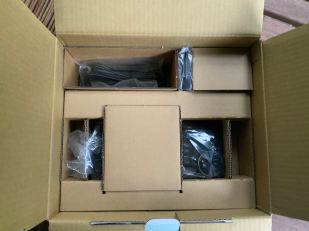 Icom IC-705 Transceiver Unboxing - 10