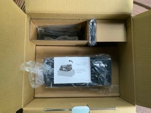 Icom IC-705 Transceiver Unboxing - 11