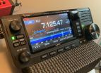 Icom IC-705 Transceiver Unboxing - 21