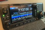 Icom IC-705 Transceiver Unboxing - 22