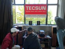 Tecsun Exhibit
