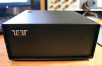 The Ten-Tec RX-320D PC controlled radio.