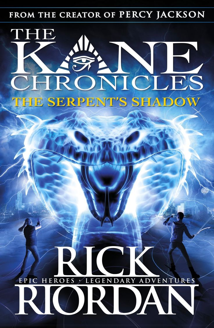 The Serpent's Shadow (Kane Chronicles 3) | Rick Riordan | Book Review