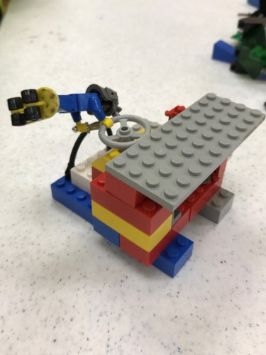 Watervliet District Library's Lego Club