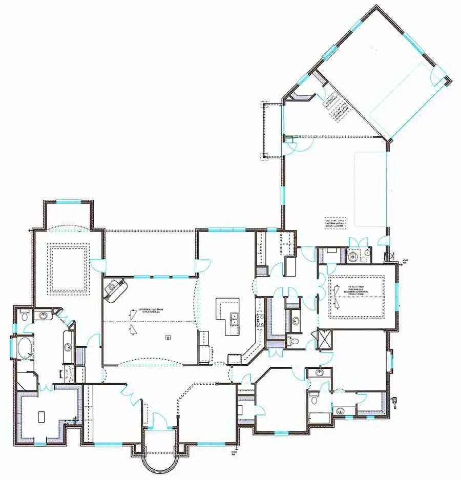 58 Quail Hollow Way - Floor Plan
