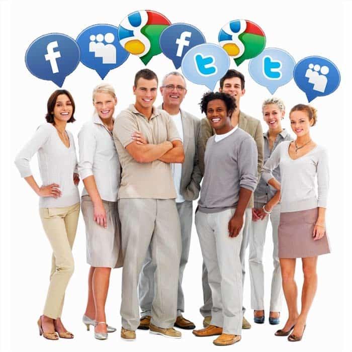 vos clients sont sur les réseaux sociaux