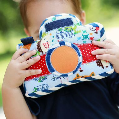 Little Photographer Camera PDF Sewing Pattern