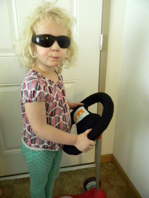 Swoodson Says Little Driver Wheel