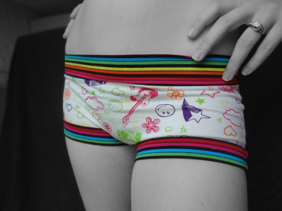 womens underear pattern to sew