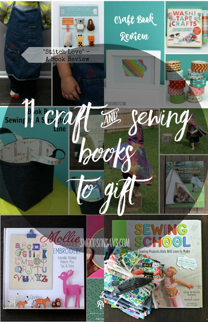 craft and sewing book gift ideas