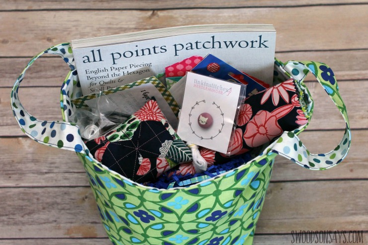 all points patchwork epp book