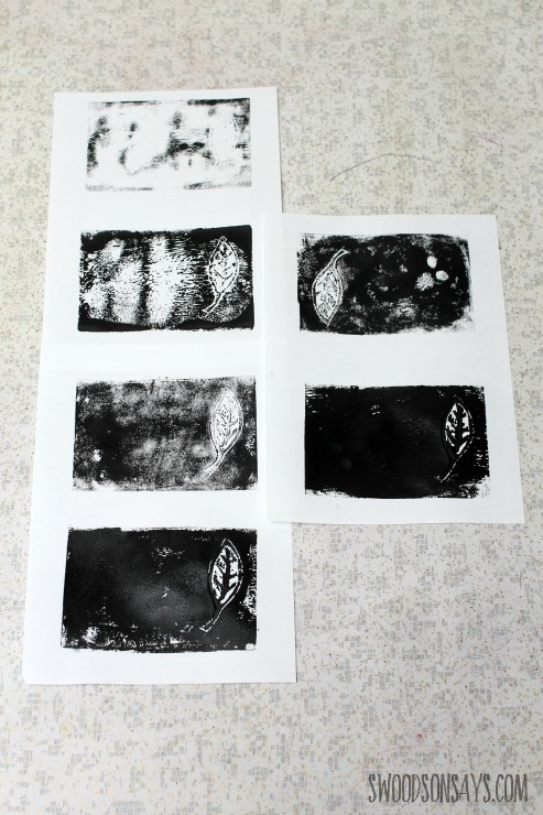 black ink pass