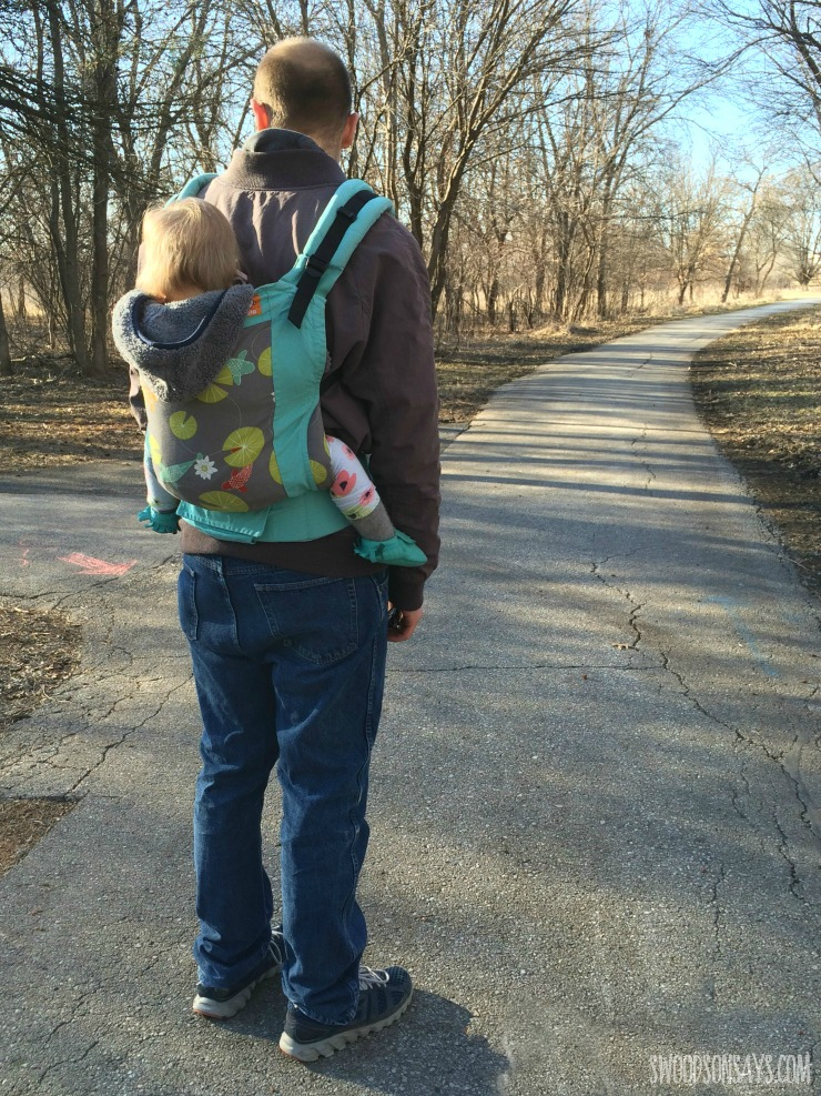 babywearing sewing pattern