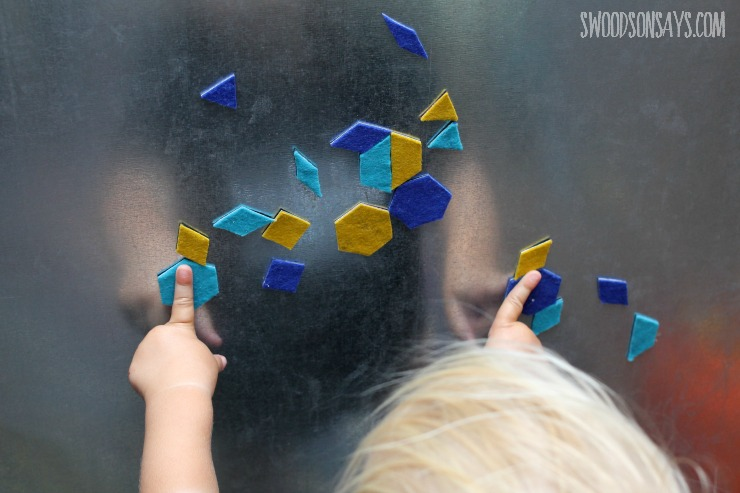 handmade felt toy for kids