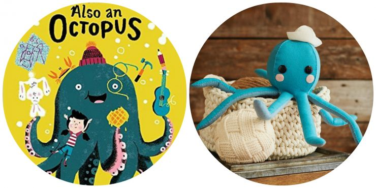 octopus-softie-and-book