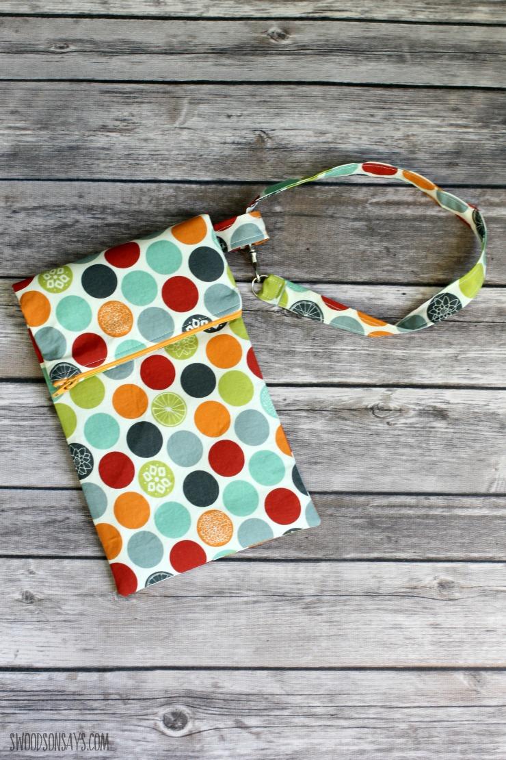 modern bag sewing tutorial