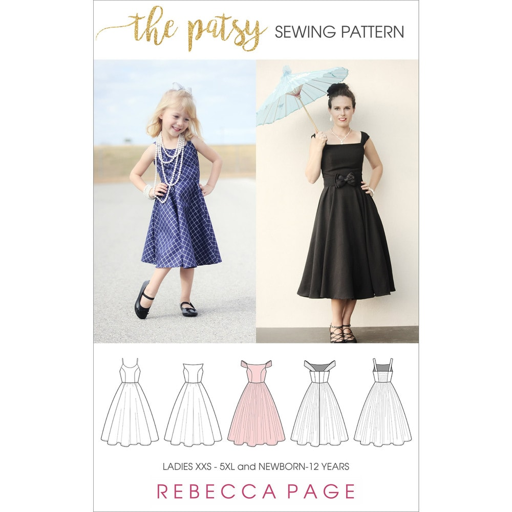 df06455bd7f  Free Mama Paige Piko Top Dress Sewing pattern from Made for Mermaids. I  need to try this one