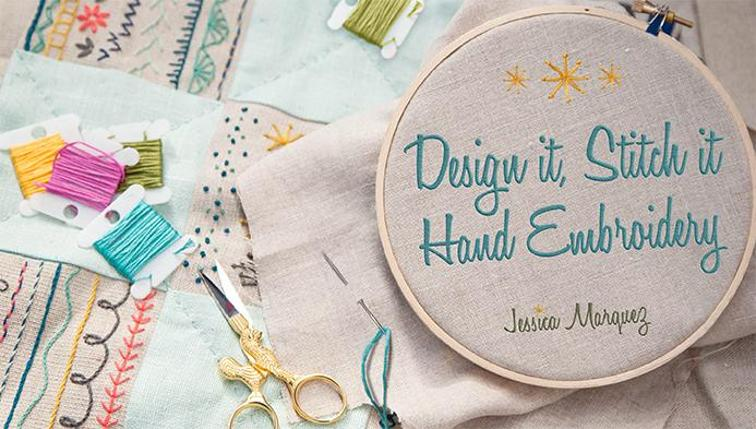 Online Embroidery Classes For Beginners Swoodson Says