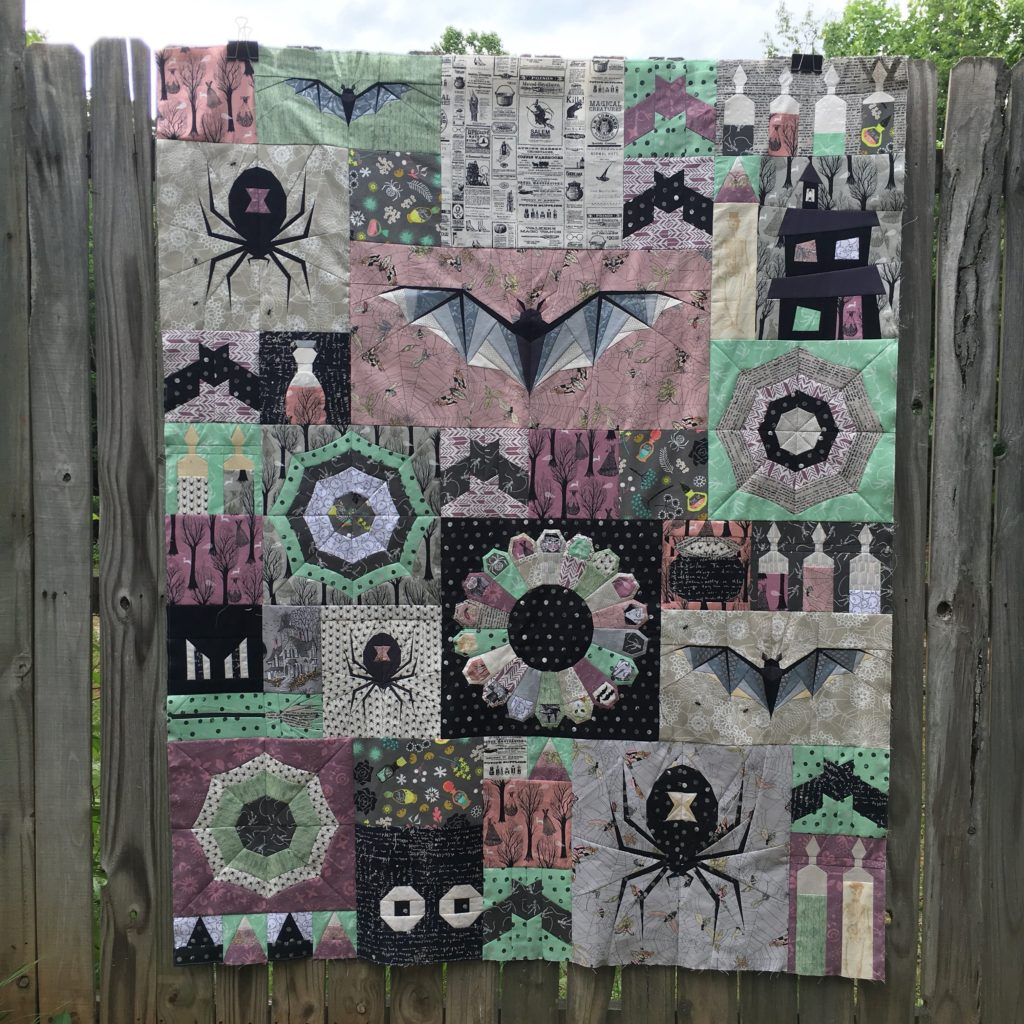31 Modern Halloween Quilts Swoodson Says