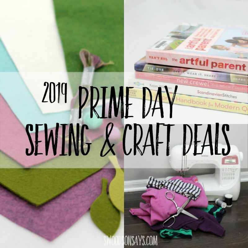 prime day sewing machine deals