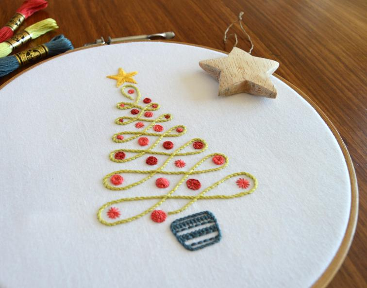 25 Christmas Hand Embroidery Patterns Swoodson Says