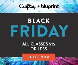 craftsy 2018 black friday sale