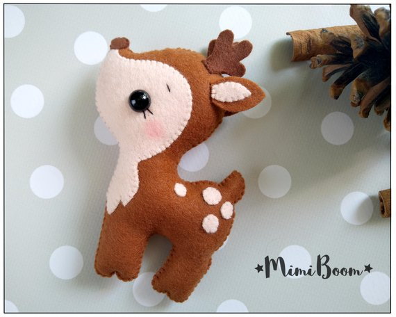 The Cutest Felt Animals Patterns To Sew Swoodson Says