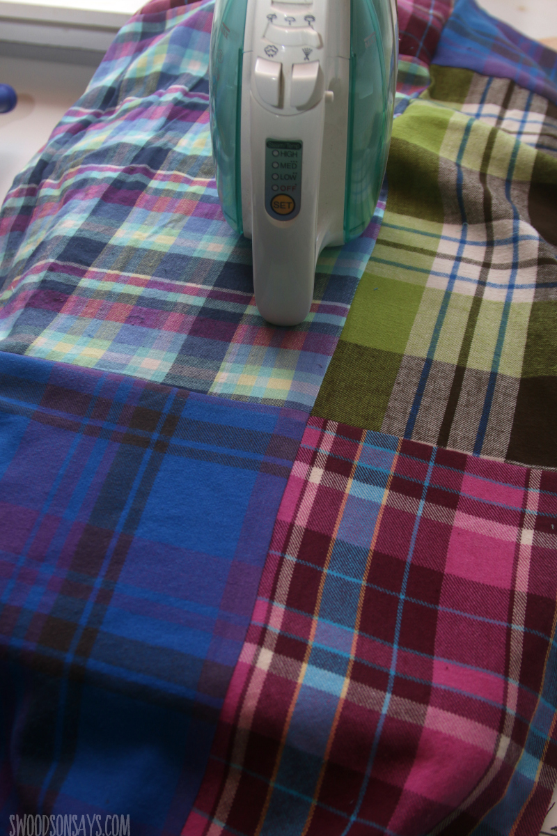 patchwork sewing tutorial