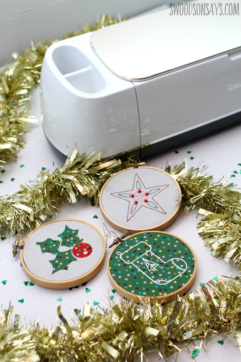 christmas decorations to make with cricut maker