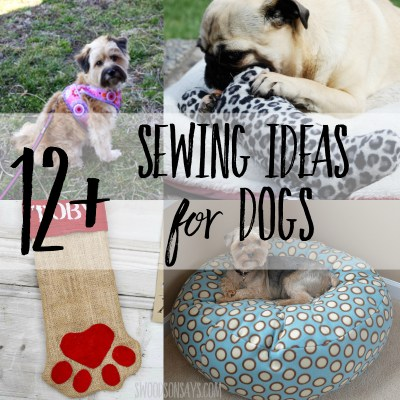 sewing ideas for dogs