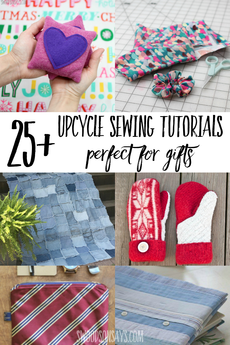 upcycle sewing gift ideas