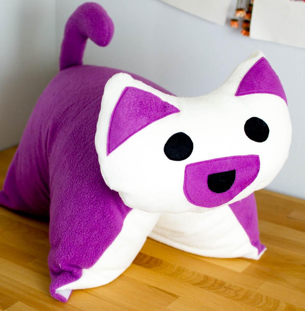 free dog stuffed pattern