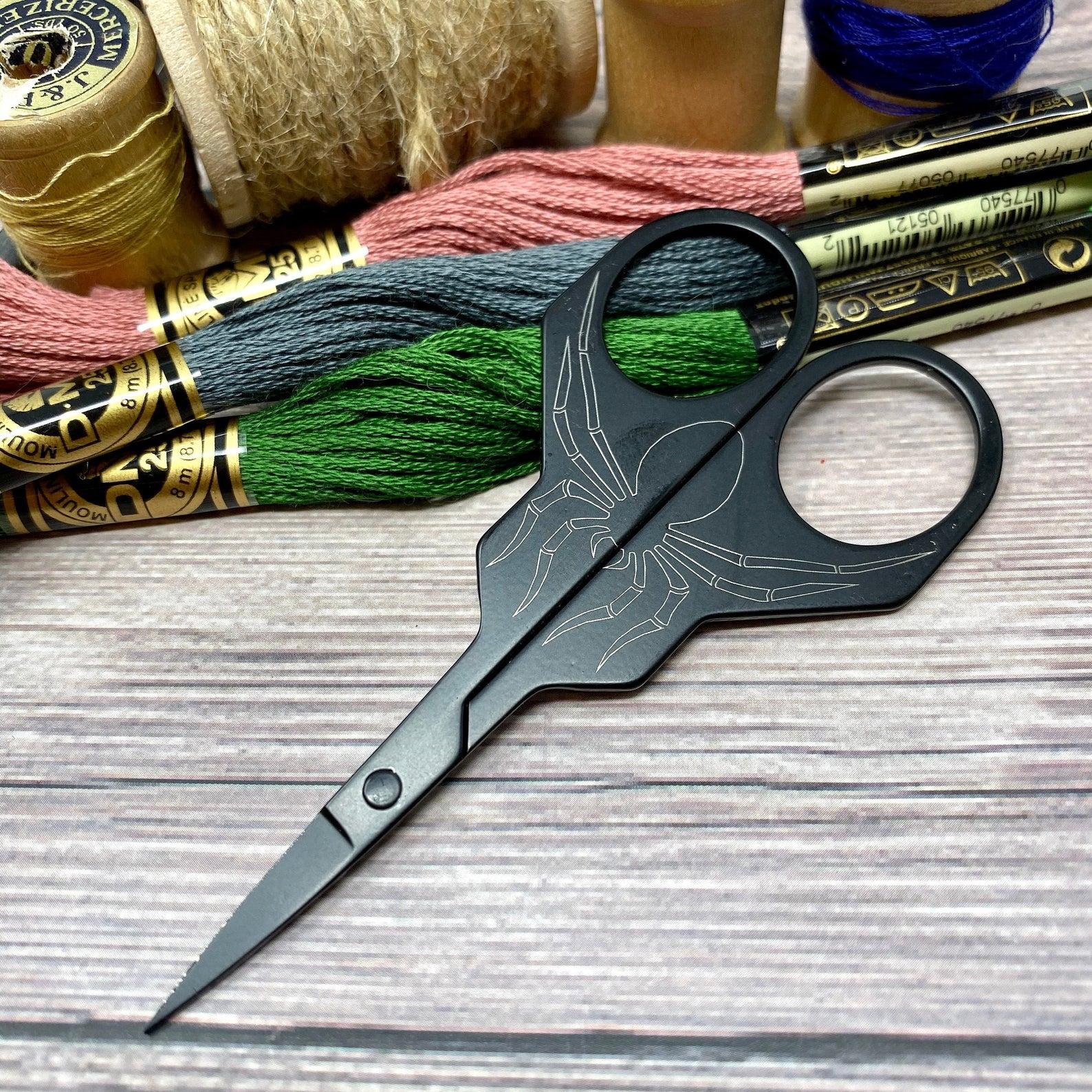 spider scissors