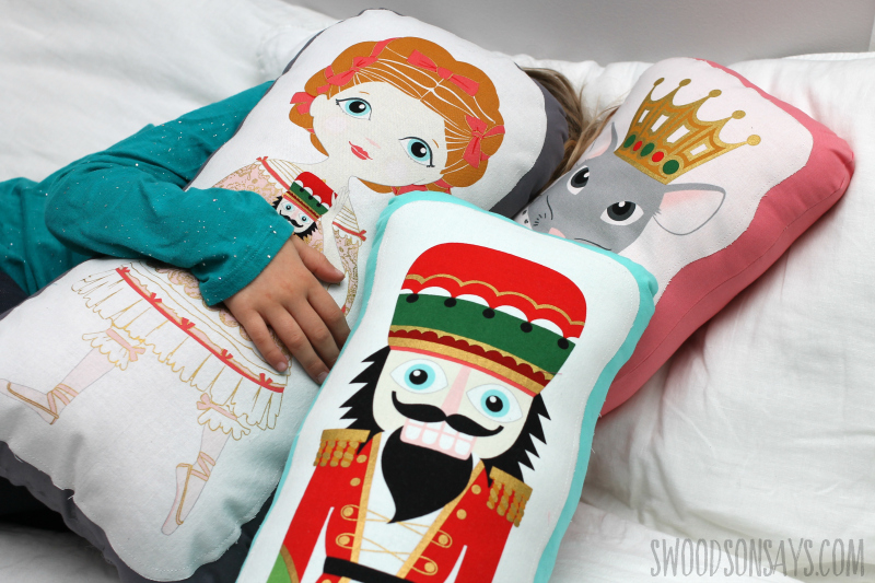 the nutcracker sewing project